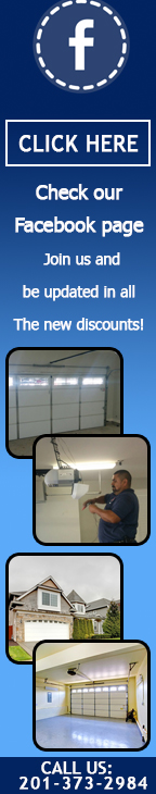Join us on Facebook - Garage Door Repair Glen Rock